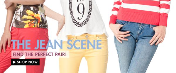 The Jean Scene