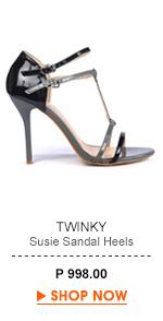 Susie Sandal Heels