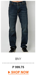 Easy Fit Denim Pants