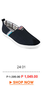 Slip on Stripe Sneakers