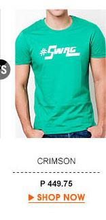 Print Roundneck Tshirt