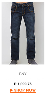 Boy Denim Easy Fit Pants