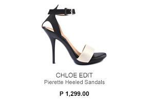 Pierette Heeled Sandals