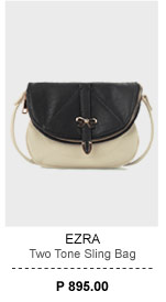 Two Tone Sling Bag