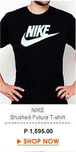 Brushed Futura T-Shirt