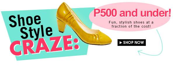 Shoe Style Craze