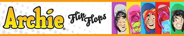 Shop Archie Flip Flops