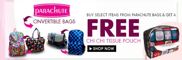 Shop Parachute Bags