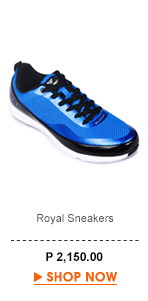 Royal Sneakers