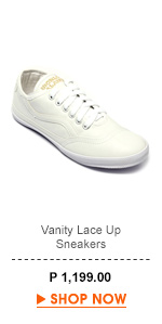 Vanity Lace-up Sneakers