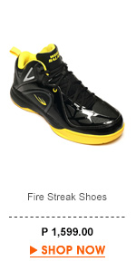 Fire Streak Shoes