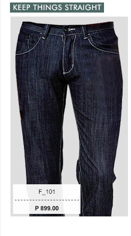 Kobbi Straight-cut Jeans