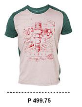 Flack Print T-shirt