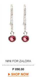 Ruby Sphere Earrings