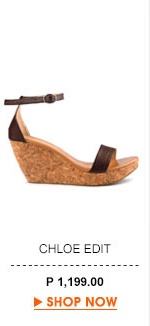 Nasrin Wedge Sandals