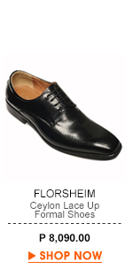 Ceylon Lace Up Formal Shoes