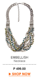 Embellish Necklace