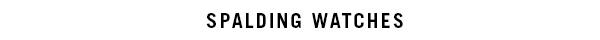 Spalding Watches