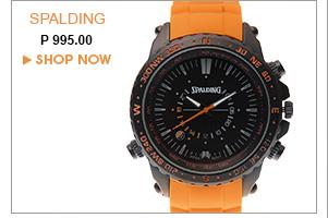 Analog Wristwatch