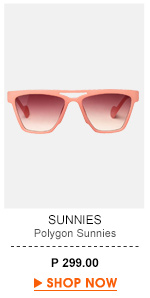 Polygon Sunnies