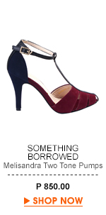Melisandra Two Tone Pumps