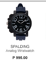 Analog Wristwatch