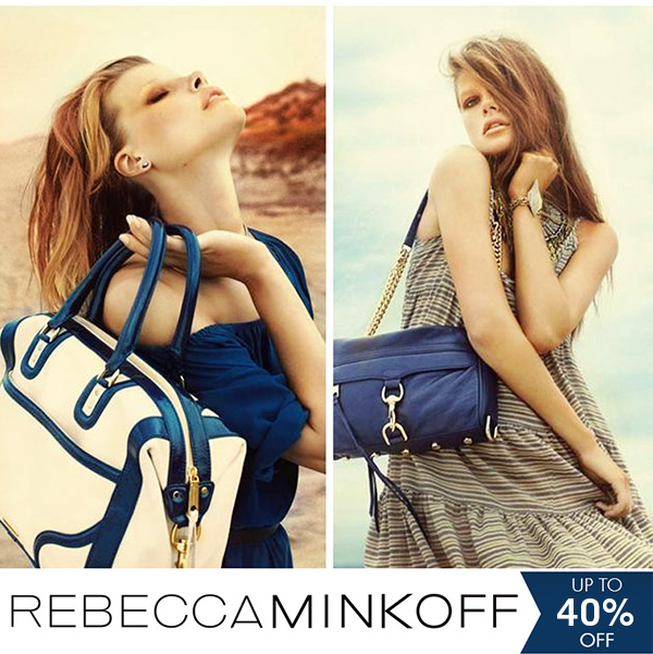 40% OFF! From Rececca Minkoff!