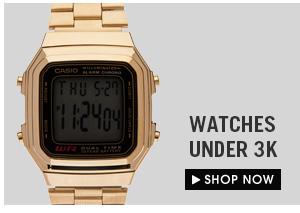 Shop watches under P3000!