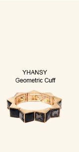 Geometric Cuff