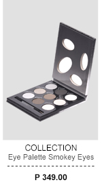 Eye Palette Smokey Eyes