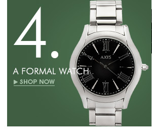 A Formal Watch
