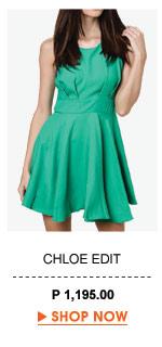 Amira Bias Cut Dress