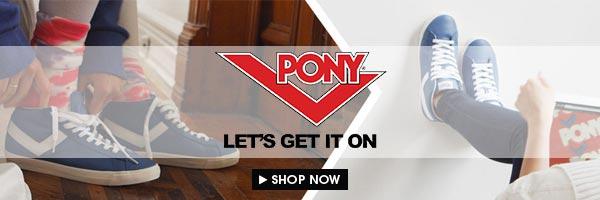 Shop Pony