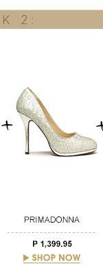 Silver Close Heels