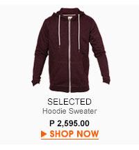 Hank Zip Hoodie Sweater