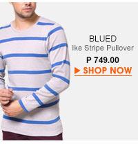Ike Stripe Pullover