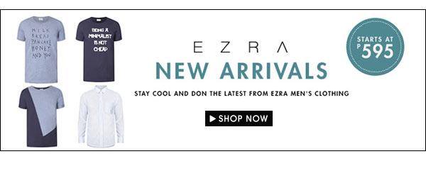 Ezra _blank Arrivals