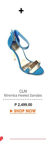 Miremba Heeled Sandal