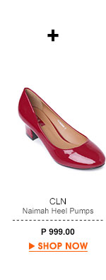 Naimah Heel Pumps