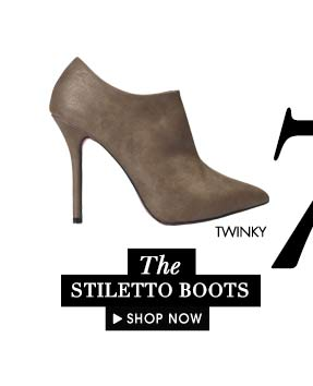 The Stiletto Boots