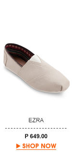 Canvas Slip On