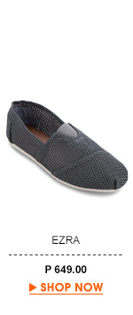 Perorated Slip On