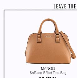 Saffiano tote Bag