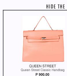 Saffian tote Bag