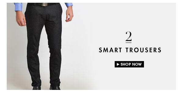 Shop Smart Trouser