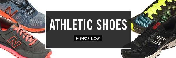 Shop Athletic Shoes!