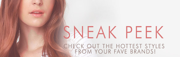 Shop Latest From Your Fave Brands!