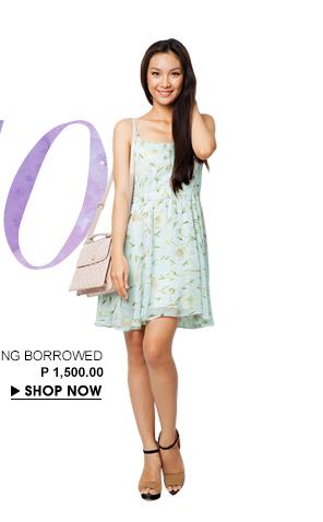 Strappy Flora Dress