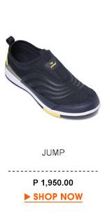 Blue Slip-On Sneakers