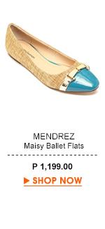 Maisy Ballet Flats